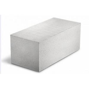 Перегородочный полнотелый пеноблок D400 размером 100х250х600 мм