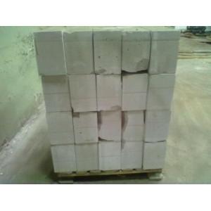 Газосиликатный блок ЭКО D500 размером 600х250х150 мм