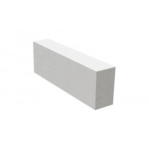 Силикатный блок Бонолит D500 размером 625х250х400 мм