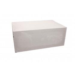 Стеновой пеноблок 300х600х600 мм полнотелый D400