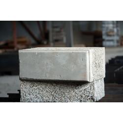 Облицовочный арболитовый блок 600х300х200 мм