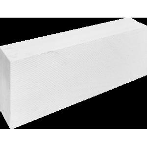 Стеновой полнотелый пеноблок D400 размером 100х300х600 мм