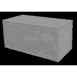 Перегородочный полнотелый шлакоблок 390х190х190 мм