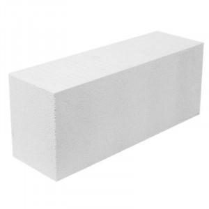 Стеновой полнотелый пеноблок D500 размером 200х200х400 мм