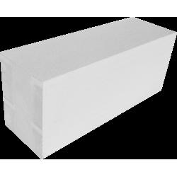 Стеновой пеноблок 100х250х600 мм полнотелый D600