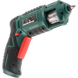 Аккумуляторная отвёртка Hammer ACD 3