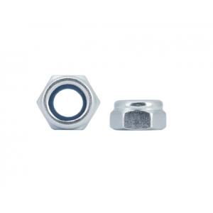 Гайка М24 с нейлоновым кольцом TECH-KREP DIN 985