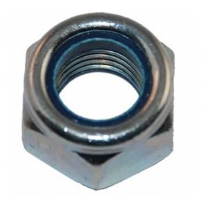 Гайка М16 с нейлоновым кольцом самостопорящаяся Метизный двор DIN 467