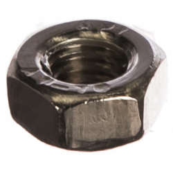 Гайка из нержавеющей стали А2 М3 Метиз-Эксперт 200 шт.