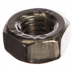 Гайка М3 из нержавеющей стали А2 Метиз-Эксперт DIN 934