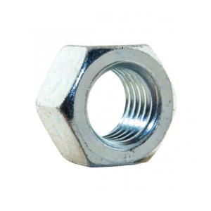 Гайка М20 оцинкованная шестигранная Крепстандарт DIN 934