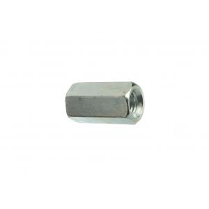 Гайка М6 оцинкованная соединительная Профикреп DIN 6334