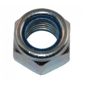 Гайка М3 с нейлоновым кольцом самостопорящаяся. Метизный двор DIN 467