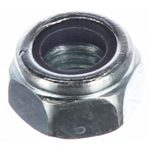 Гайка М8 с нейлоновым кольцом самостопорящаяся КТ DIN 985