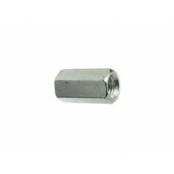 Гайка оцинкованная соединительная М10 Профикреп 15 шт.