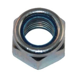 Гайка М4 с нейлоновым кольцом самостопорящаяся Метизный двор DIN 985