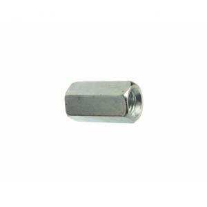 Гайка М16 оцинкованная соединительная Профикреп DIN 6334