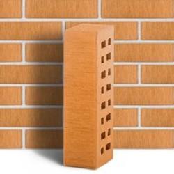 Фасадный клинкерный кирпич ЛСР одинарный тростник