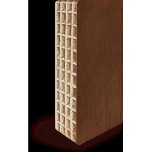 Керамический строительный полнотелый одинарный кирпич М-100 Гололобово
