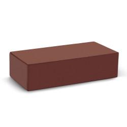 Керамический облицовочный полнотелый одинарный кирпич КС-Керамик гладкий